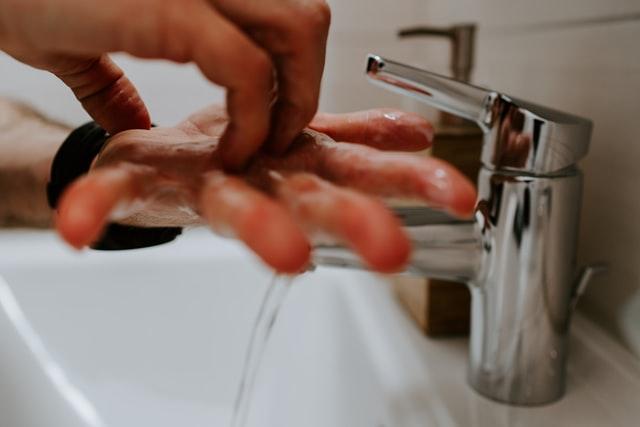 「家庭での洗浄・消毒に用いる薬物」